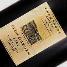 Clos Cazals bouteille