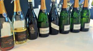 Champagne soutiran horizontale