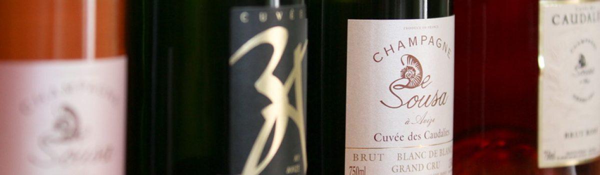 Champagne De Sousa à Avize