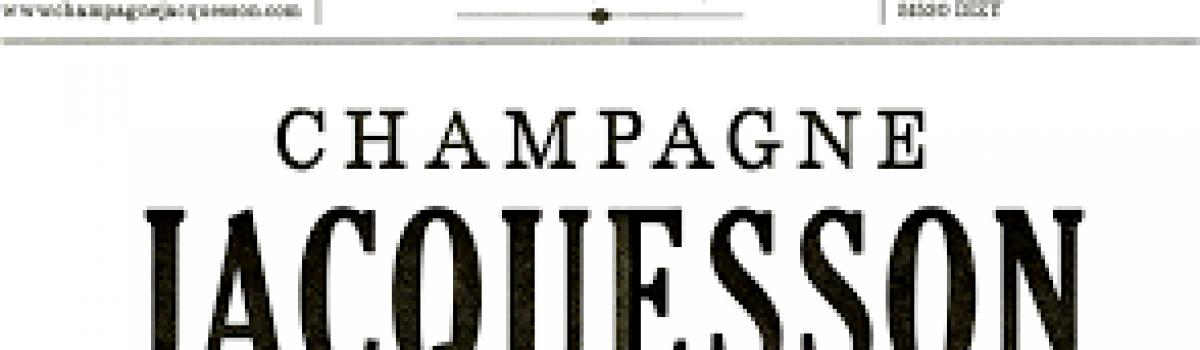 Champagne Jacquesson (Dizy)
