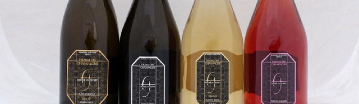 Champagne André Jacquart à Vertus